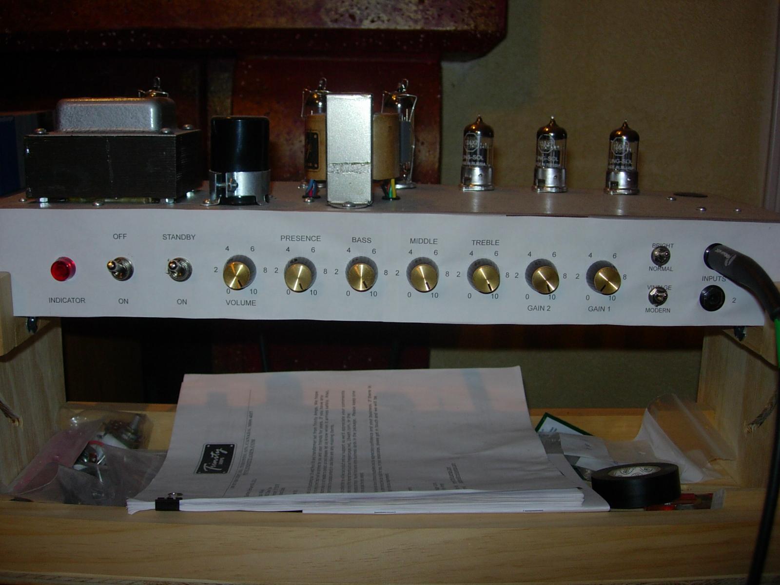 Trinityampscom O View Topic Trinity 18 High Voltage Layout